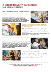 ACIECH Messages Doc for care homes